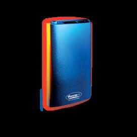 Powerbank 2in1 Blue