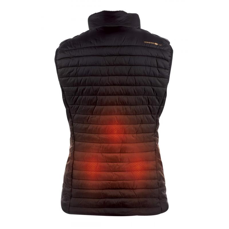 Thermisch Heizbeschichtung USB beheizte Weste Elektrische Jacke Heizung Vest
