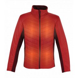 POWERJACKET SPEED MEN Red