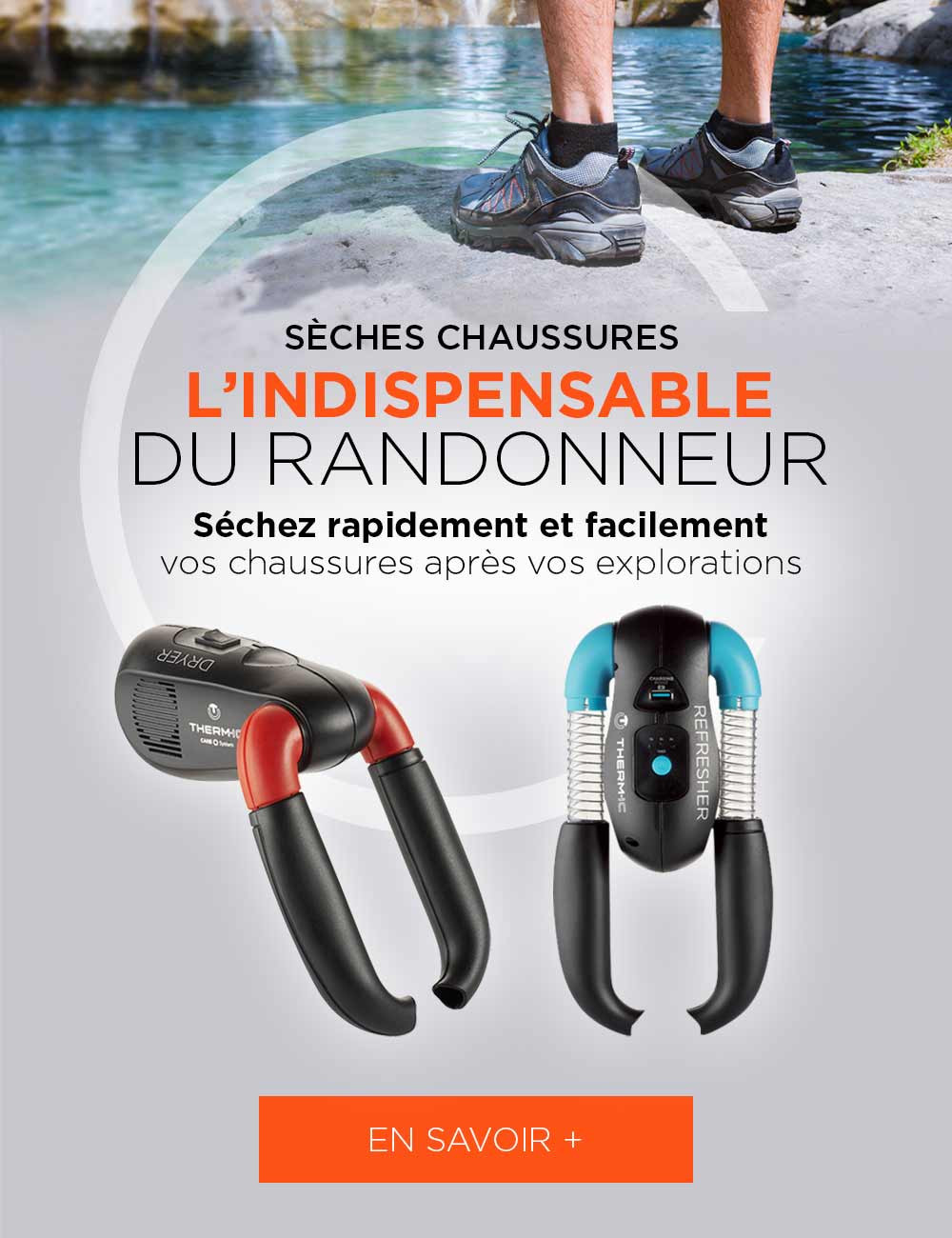 Sèches chaussures Dryer, Refresher