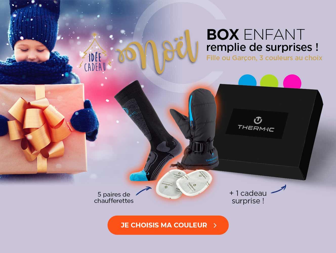 Box noël pour fille ou garçon